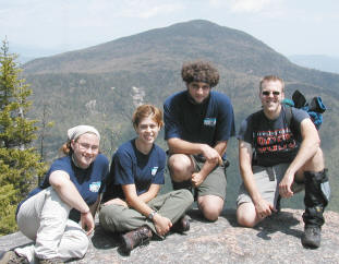 2002 Summer Trail Crew